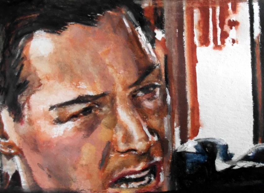 Keanu Reeves by Kerstin